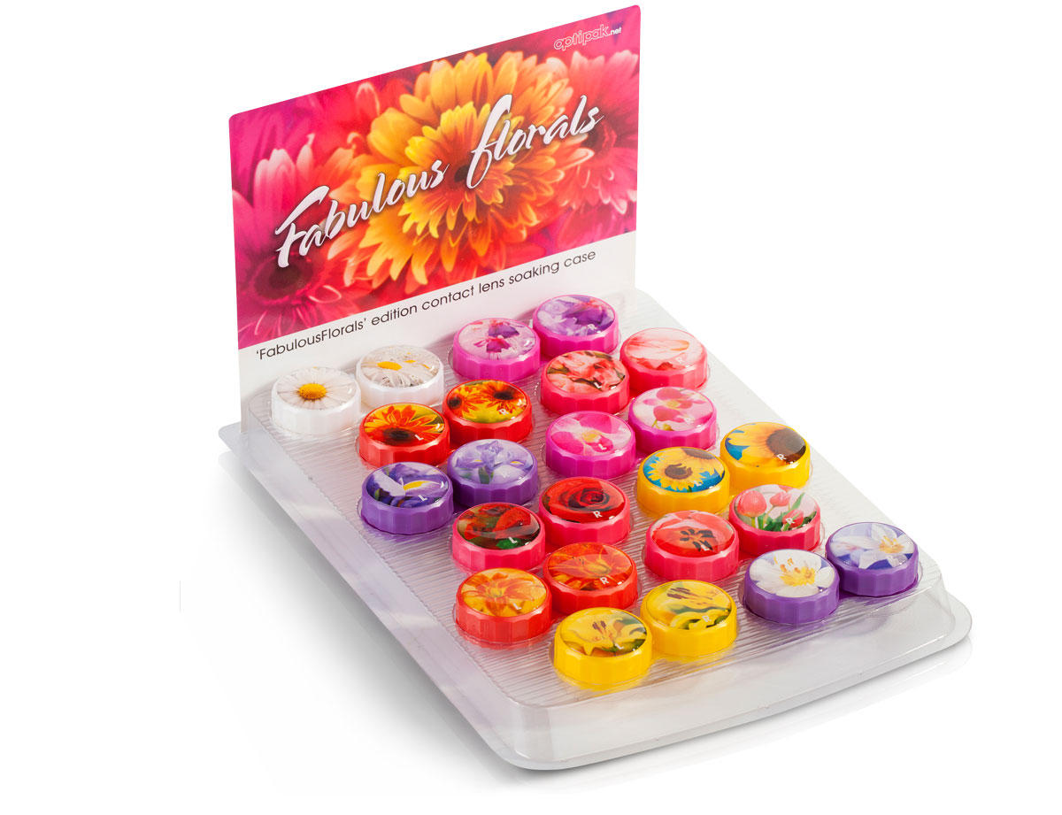 Fabulous Florals Designer Screw Cases
