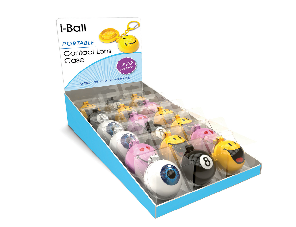 iBall Contact Lens Case
